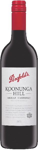 PenfoldsKoonunga Hill Shiraz Cabernet Jg. 2014-15Australien South Australia Penfolds