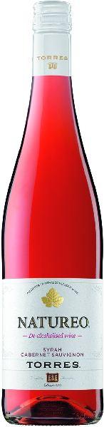 Miguel TorresNatureo Free Rose Jg. 2016 alkoholfrei Cuvee aus Cabernet Sauvignon, SyrahSpanien Katalonien Miguel Torres