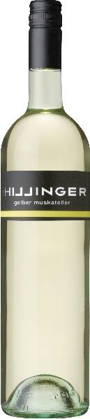 HillingerGelber Muskateller Jg. 2015�sterreich Neusiedlersee-H�gelland Hillinger