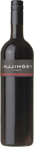 HillingerZweigelt Jg. 2013-14Österreich Neusiedlersee-Hügelland Hillinger