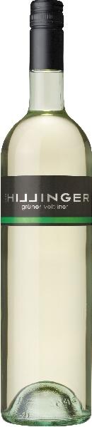 HillingerGr�ner Veltliner Jg. 2014-15�sterreich Neusiedlersee-H�gelland Hillinger