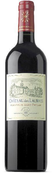 Baron Phil. de RothschildChateau des Laurets Jg. 2012Frankreich Bordeaux Baron Phil. de Rothschild