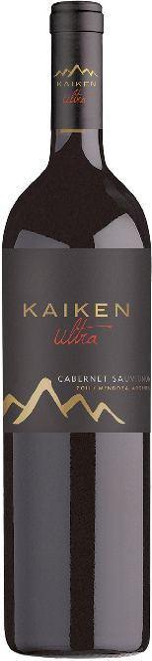 Vina Kaiken, Mendoza Montes Argentinien Kaiken Cabernet Sauvignon Ultra Jg. 200809 98 Proz. Cabernet Sauvignon 2 Proz. Malbec