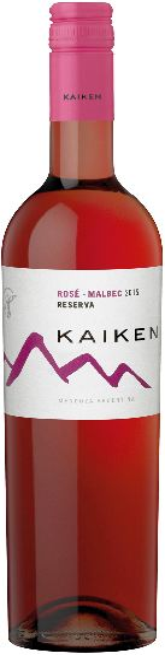 R5000015076 Kaiken Rose of Malbec B Ware Jg.2016