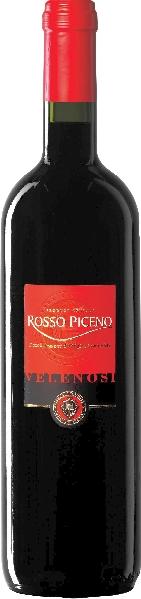 VelenosiPiceno Rosso DOC Jg. 2016 Cuvee aus Sangiovese, MontepulcianoItalien Toskana Velenosi