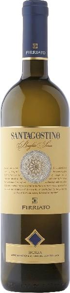 FirriatoSantagostino Bianco Baglio Soria  Jg. 2016 Cuvee aus Catarratto, ChardonnayItalien Sizilien Firriato