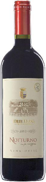Drei DonaNotturno Romagna Sangiovese Predappio DOC Jg. 2014-15Italien Emilia Romagna Drei Dona