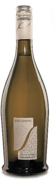 Sacchetto.Sacchetto frizzante Silber Veneto IGT Vino Frizzante Jg. 2015Sekt Sacchetto.