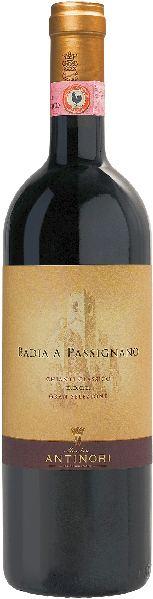Tenuta Badia a PassignanoBadia a Passignano Chianti Classico DOCG Gran Selezione Jg .2010Italien Toskana Tenuta Badia a Passignano