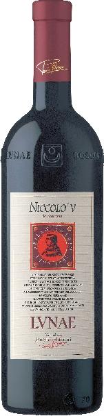 LunaeNiccolo V - Colli di Luni DOC Jg. 2011-12 Cuvee aus Sangiovese, Pollera Nera, MerlotItalien Ligurien Lunae