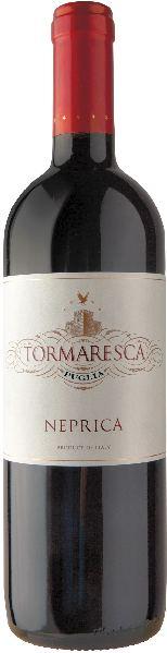 TormarescaNeprica Rosso Puglia IGT Jg. 2014-15 Cuvee aus Negroamaro, Cabernet, PrimitivoItalien Apulien Tormaresca