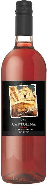 R5100272230 Cartolina Puglia Rosato IGT B Ware Jg.2016