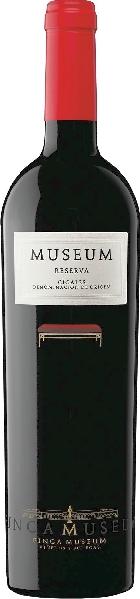 MuseumReal Reserva Cigales DO Jg. 2014Spanien Cigales Museum