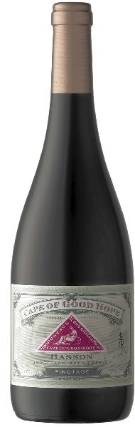 Anthonij RupertCape of Good Hope Basson Pinotage Jg. 2014 limitiertSüdafrika Franschhoek Anthonij Rupert
