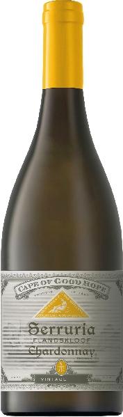 Anthonij RupertCape of Good Hope Serruria Chardonnay  Jg.2017-18 limitiertSüdafrika Franschhoek Anthonij Rupert
