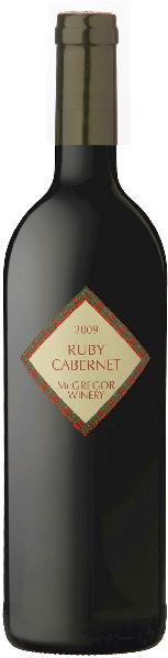 McGregor WineryRuby Cabernet Jg. 2015Südafrika Su.Sonstige McGregor Winery