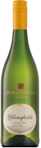 Durbanville HillsRhinofields Chardonnay Jg. 2014Südafrika Kapweine Stellenbosch Durbanville Hills