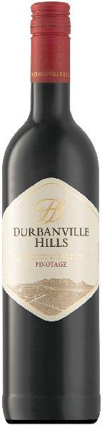 Durbanville HillsPinotage Jg. 2013Südafrika Kapweine Stellenbosch Durbanville Hills
