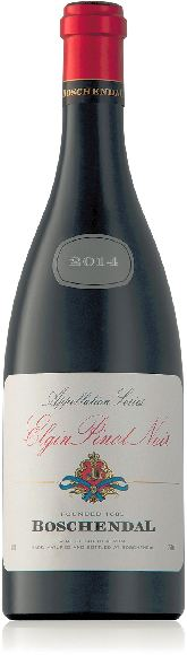 BoschendalElgin Pinot Noir Jg. 2015Südafrika Su.Sonstige Boschendal