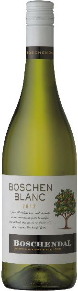 BoschendalBoschen Blanc Jg. 2019 Cuvee aus 44% Chenin Blanc, 29% Sauvignon Blanc, 18% Chardonnay, 5% Marzanne, 4% ColombardSüdafrika Su.Sonstige Boschendal