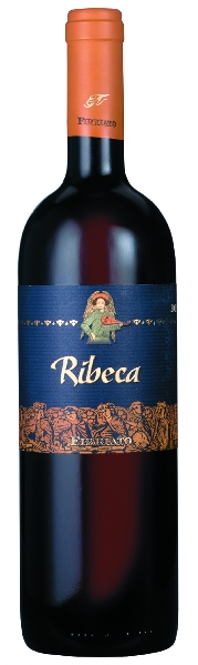Firriato Vini Super Premium Ribeca Sicilia IGT Jg. 2012Italien Sizilien Firriato