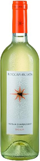 RoccaperciataInzolia - Chardonnay Sicilia IGT Jg. 2015Italien Sizilien Roccaperciata