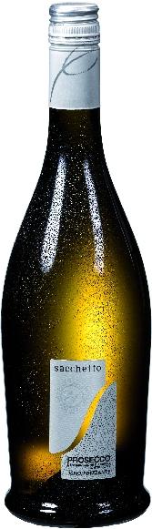 SacchettoSigillo Prosecco DOC Vino Frizzante Jg. 2015Italien Venetien Sacchetto