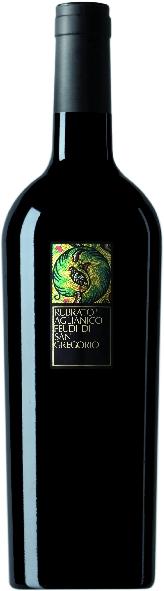 Feudi di San GregorioRubrato Aglianico Campania Aglianico IGT Grande Rosso  Jg. 2012Italien Kampanien Feudi di San Gregorio