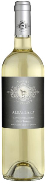 Haras de Pirque Albaclara Sauvignon Blanc Jg. 2014Chile Valle del Maipo Haras de Pirque