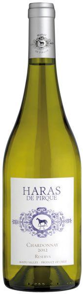 Haras de PirqueReserva Chardonnay Jg. 2014Chile Valle del Maipo Haras de Pirque