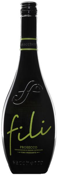 SacchettoFili Prosecco DOC Vino Frizzante  Fili Jg. 2014Italien Venetien Sacchetto
