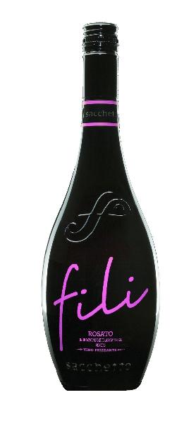 Sacchetto.FILI Rosato IGT Vino Frizzante Jg. 2015Sekt Sacchetto.