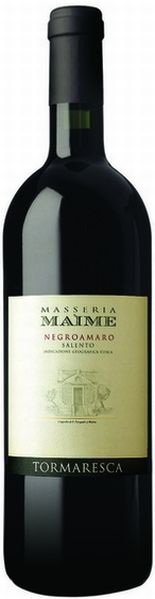 Tormaresca Masseria Maime Salento IGT 1,5 ltr. Magnum in HK Jg. 2006Italien Apulien Tormaresca