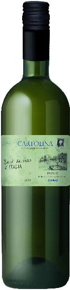 CartolinaPuglia Bianco IGT Jg. 2015Italien Apulien Cartolina