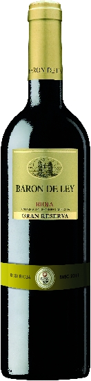 Baron de Ley Gran Reserva Jg. 2008Spanien Rioja Baron de Ley