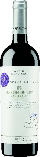 Baron de LeyVarietal Graciano Jg. 2012Spanien Rioja Baron de Ley