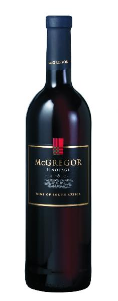 McGregor WineryPinotage Jg. 2012S�dafrika Su.Sonstige McGregor Winery