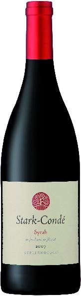 Stark CondeSyrah Wine of Origin Stellenbosch Jg. 2013S�dafrika Kapweine Stellenbosch Stark Conde