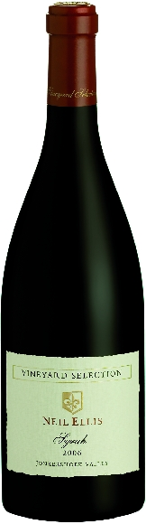 Neil EllisSyrah Vineyard Selection Wine of Origin Jonkershoek Valley Jg. 2010Südafrika Kapweine Stellenbosch Neil Ellis