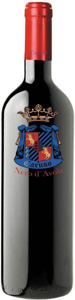 Caruso Nero d Avola Carrivali Jg. 2011Italien Sizilien Caruso