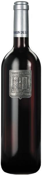 Baron de LeyGran Reserva Vina Imas limitiert Jg. 2007-08-10Spanien Rioja Baron de Ley