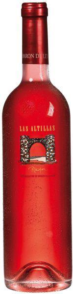 Baron de LeyLas Altillas Rosado Jg. 2015Spanien Rioja Baron de Ley