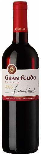 ChiviteCrianza Gran Feudo Jg. 2008Spanien Navarra Chivite