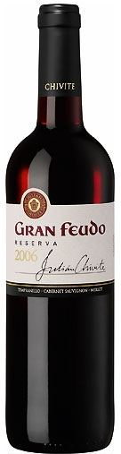 ChiviteReserva Gran Feudo Jg.  2007Spanien Navarra Chivite
