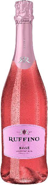 Ruffino.Sparkling Rose Extra Dry Cuvee aus 90% Glera, 10% Pinot NoirSekt Ruffino.
