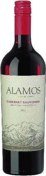 AlamosCabernet Sauvignon Jg. 2016 im Holzfass gereiftArgentinien Mendoza Alamos