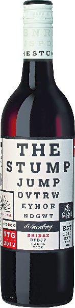 d ArenbergThe Stump Jump Shiraz Jg. 2017 im Holzfass gereiftAustralien Mc Laren Vale d Arenberg