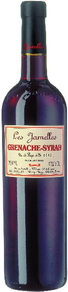 Les JamellesGrenache Pays d Oc IGP Jg. 2019Frankreich Südfrankreich Languedoc Les Jamelles