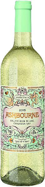 Hamilton RussellAshbourne Sauvignon Blanc Chardonnay Jg. 2019 Cuvee aus 79% Sauvignon Blanc, 21% ChardonnaySüdafrika Kapweine Hamilton Russell