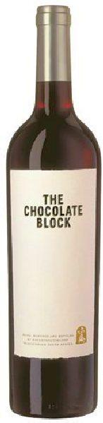 BoekenhoutskloofChocolate Block Jg. 2016 Cuvee aus 79% Syrah, 11% Grenache, 6% Cabernet Sauvignon, 3% Cinsault, 1% Viognier im Holzfass gereiftSüdafrika Boekenhoutskloof